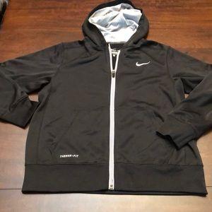 Nike therma fit boys hoodie